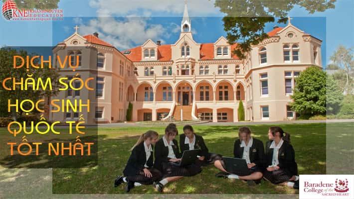 Trường tiểu học Baradene college