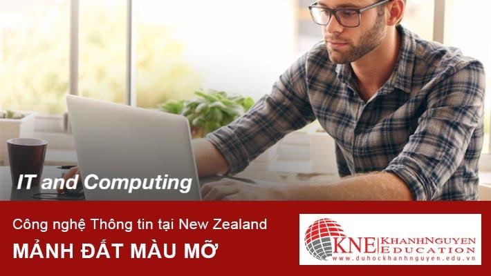 Công nghệ Thông tin tại New Zealand