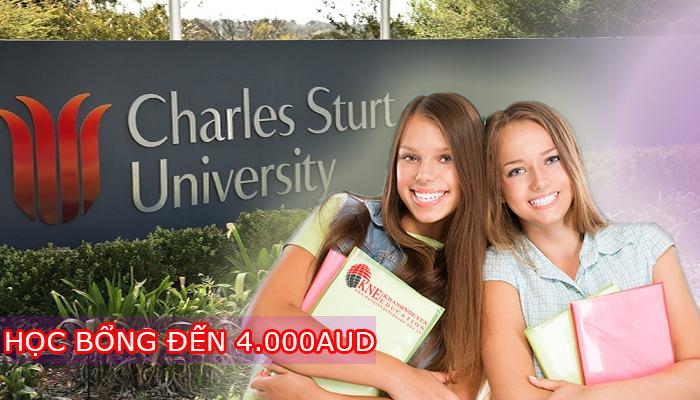 Du học Úc tại trường đại học Charles Sturt