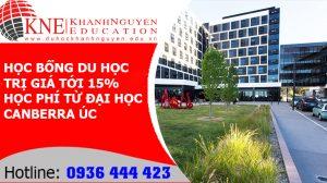 Học Bổng Du Học Trị Giá Tới 15% Học Phí Từ Đại Học Canberra Úc 5