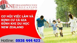 Cơ Hội Việc Làm Và Định Cư Cả Gia Đình Khi Du Học New Zealand 1
