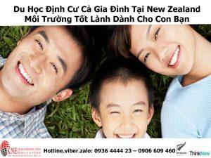 Du Học Định Cư Gia Đình Tại New Zealand Môi Trường Tốt Lành Dành Cho Con 1a