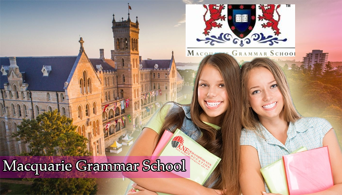 Trường trung học Macquarie Grammar School