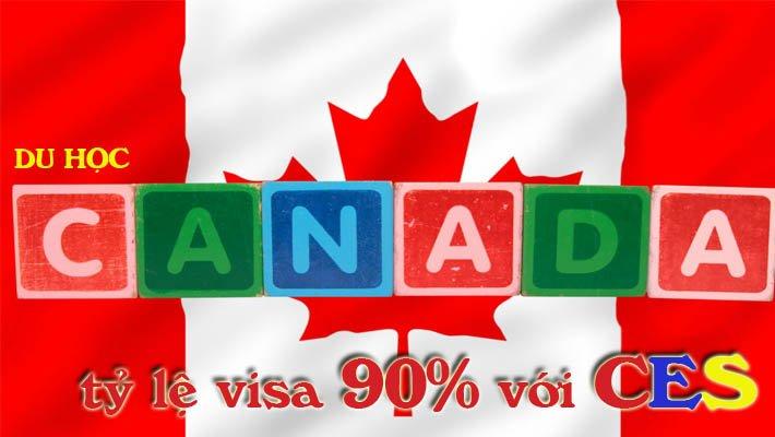 Du học Canada không yêu cầu chứng minh tài chính