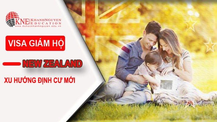 GIÁM HỘ CHO CON ĐI DU HỌC TIỂU HỌC, THPT TẠI NEW ZEALAND