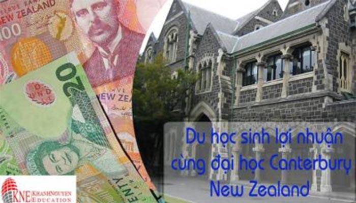 HỌC BỔNG DU HỌC HẤP DẪN TẠI CANTERBURY – NEW ZEALAND