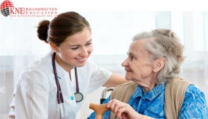 Du học ngành Chăm sóc sức khỏe