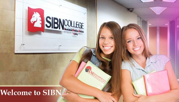 trường cao đẳng SIBN