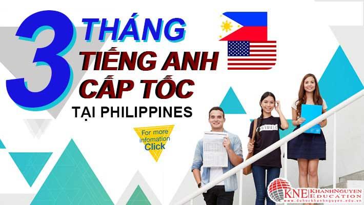 Học tiếng Anh cấp tốc tại Philippines