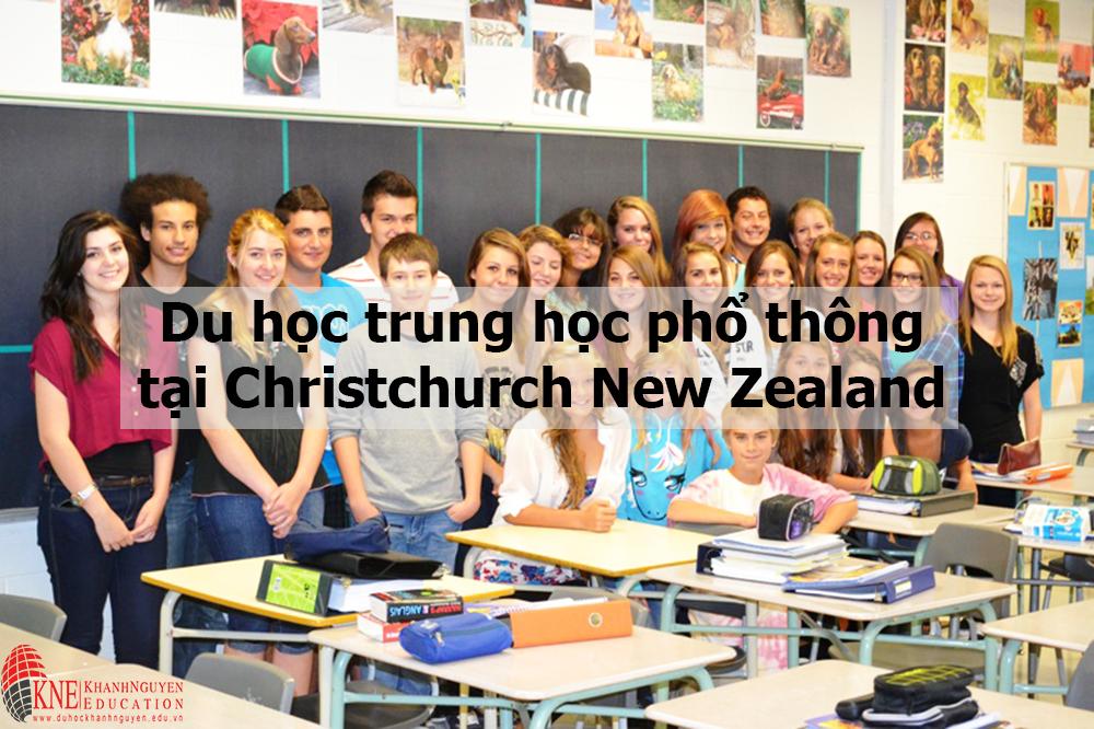 TIN TỨC DU HỌC TRUNG HỌC TẠI CHRISTCHURCH NEW ZEALAND