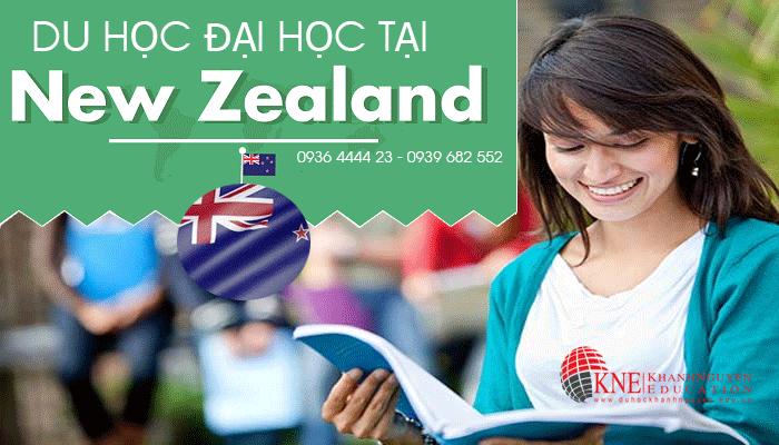 DU HỌC ĐẠI HỌC TẠI NEW ZEALAND