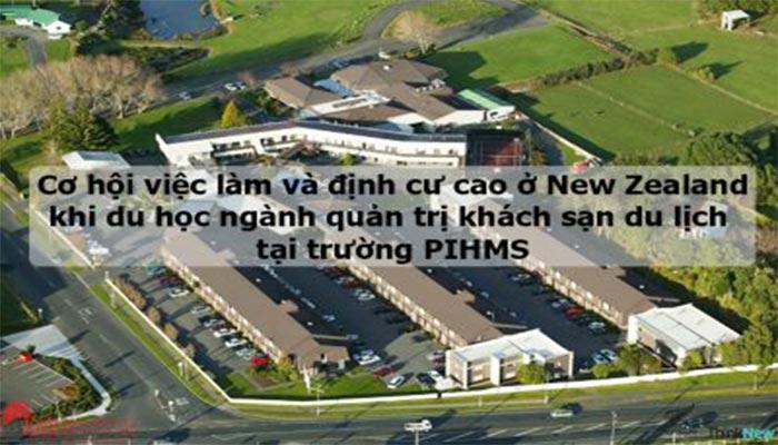 DU HỌC NGÀNH HOSPITALITY MANAGEMENT TẠI NEW ZEALAND CHỈ 250 TRIỆU/ NĂM ĐƯỢC CẤP VISA LÀM VIỆC 3 NĂM