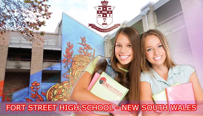 Trung học phổ thông Fort Street High school