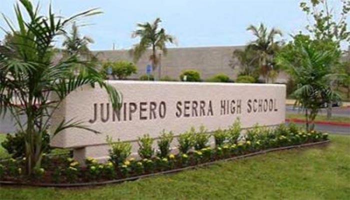 DU HỌC MỸ TẠI TRƯỜNG JUNIPERO SERRA HIGH SCHOOL