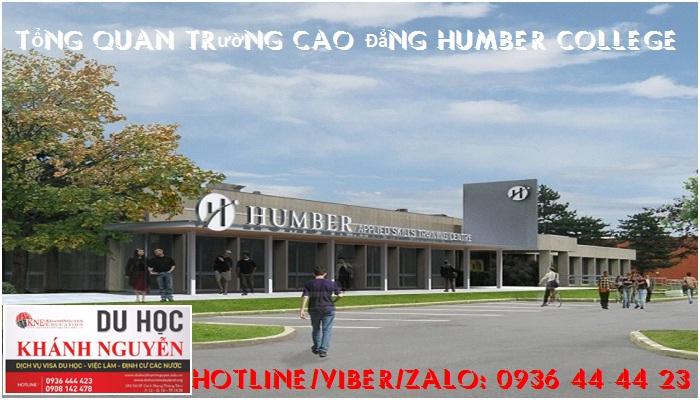 Trường Cao Đẳng Humber College