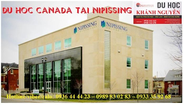 DU HỌC CANADA TẠI NIPISSING