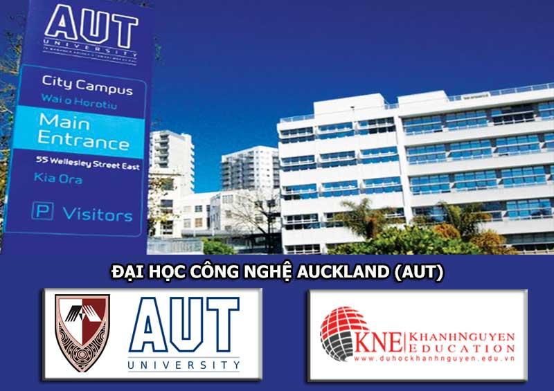 Đại học công nghệ Auckland AUT