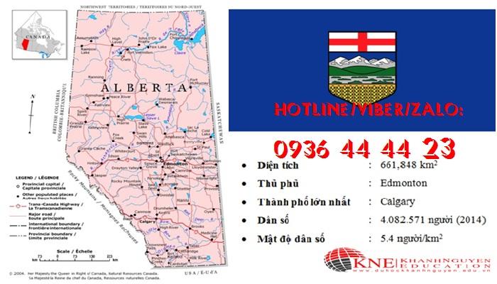 Tin Tức Du học tại Alberta - Canada