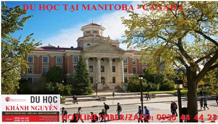 Trường Đại học tại Manitoba