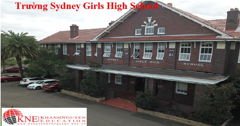 TRƯỜNG SYDNEY GIRLS HIGH SCHOOL
