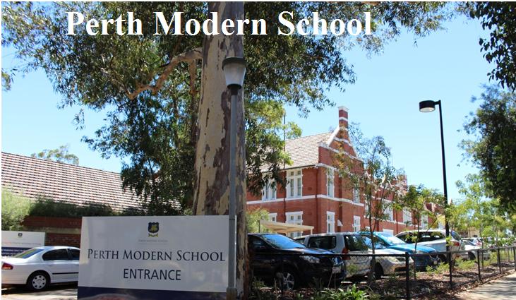 TRƯỜNG TRUNG HỌC PERTH MODERN SCHOOL
