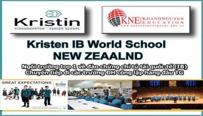 Trường Tú Tài Quốc Tế Kristin là một trường tư thục đào tạo các lớp từ mẫu giáo tới lớp 13 (độ tuổi từ 4-18). Trường tọa lạc trên khuôn viên rộng 20 hecta tại ngoại ô Albany