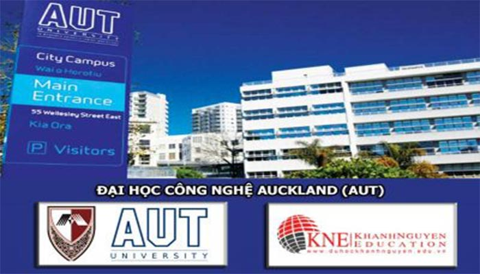 Trường Đại Học AUT- Các Ngành Học Tại Auckland University of Technology