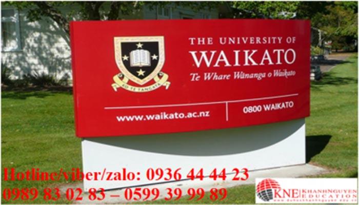 Trường Đại Học Waikato Học Bổng Hấp Dẫn