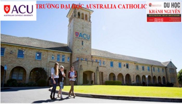 Trường Đại Học Australian Catholic University