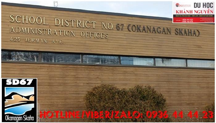 Okanagan Skaha School District 67