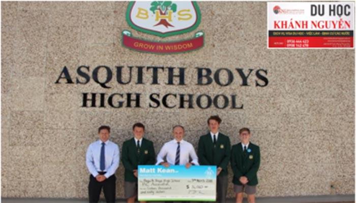 Trường trung học Asquith Boys High School