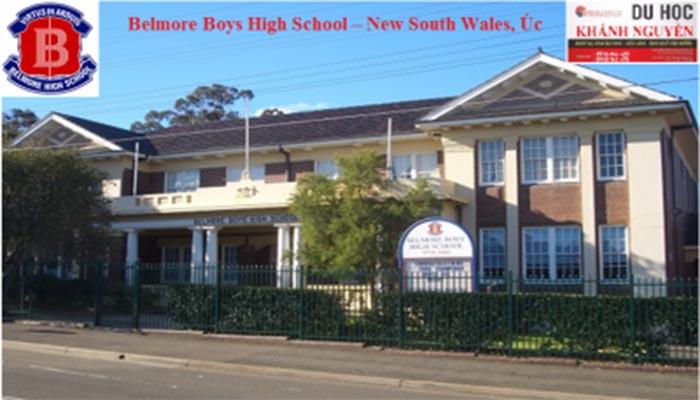 Trường trung học Belmore Boys High School – New South Wales, Úc