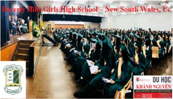 Trường trung học Beverly Hills Girls High School
