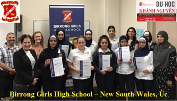 Trường trung học Birrong Girls High School