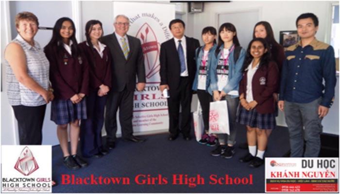 Trường trung học Blacktown Girls High School – New South Wales, Úc