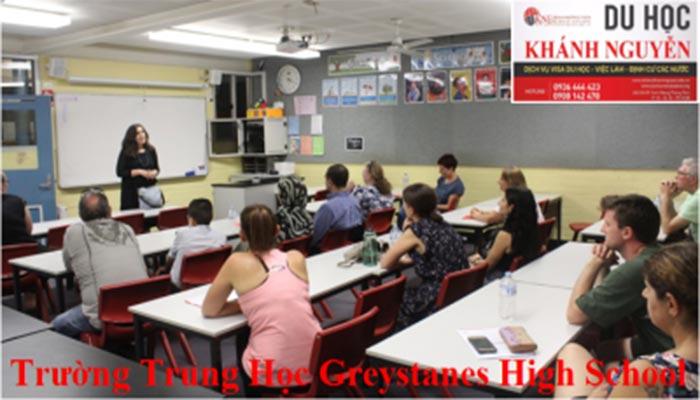 Trường Trung Học Greystanes High School