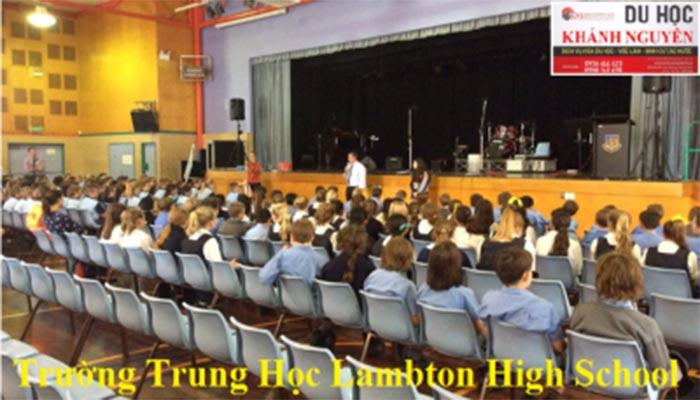 Trường Trung Học Lambton High School