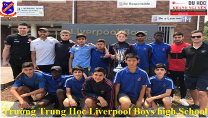 Trường Trung Học Liverpool Boys high School