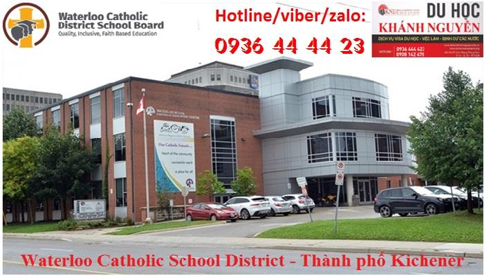 Waterloo Catholic School District