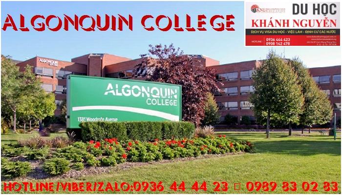 Trường Cao Đẳng Algonquin College