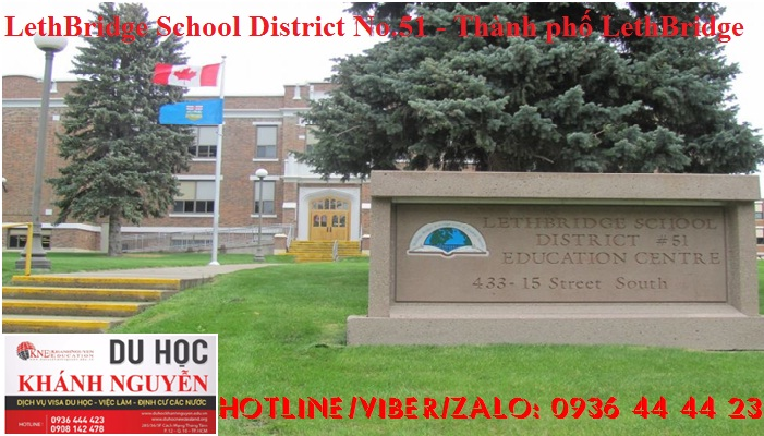LethBridge School District