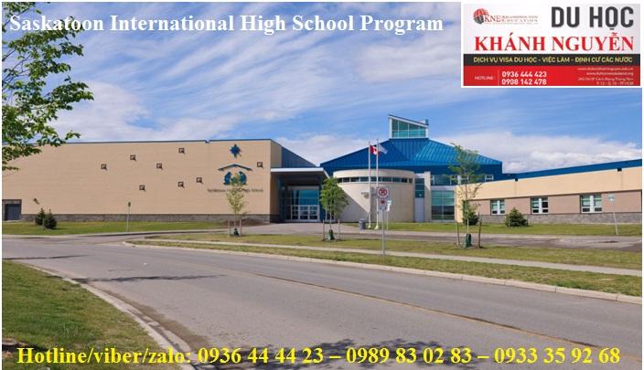 Saskatoon International High School