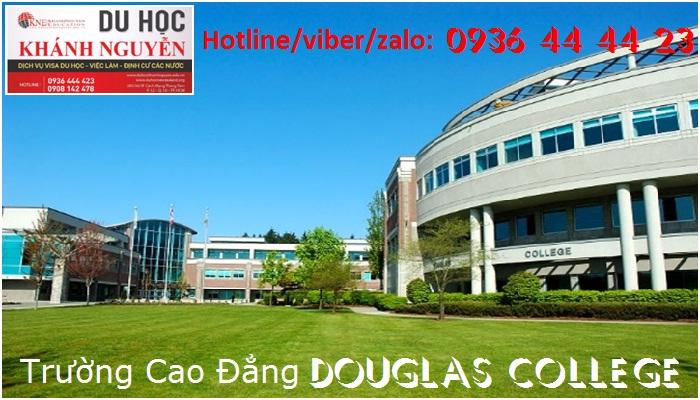 Trường Cao Đẳng Douglas College