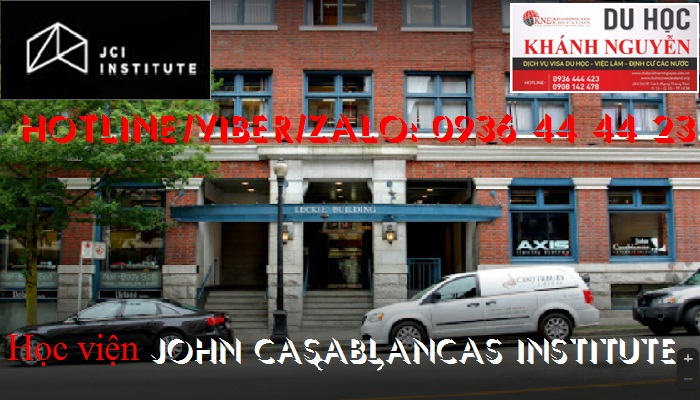 Học viện John Casablancas Institute
