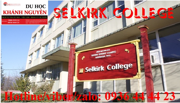Trường Cao Đẳng Selkirk College