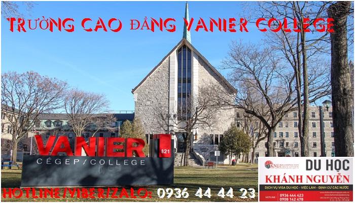 Trường cao đẳng Vanier College