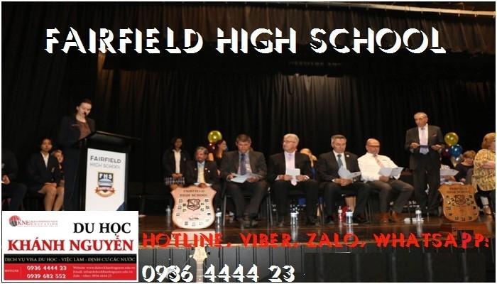 TRƯỜNG TRUNG HỌC FAIRFIELD HIGH SCHOOL