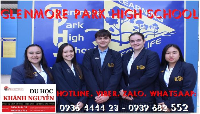 Trường Trung Học Glenmore Park High School