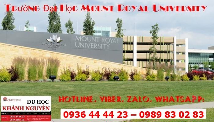 TRƯỜNG ĐẠI HỌC MOUNT ROYAL