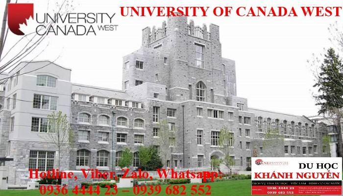 TRƯỜNG ĐẠI HỌC UNIVERSITY OF CANADA WEST